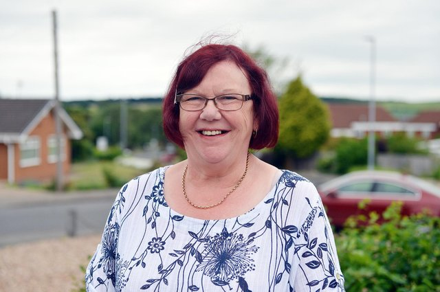 Warsop's Elaine Hopkins has received an MBE for her services to charity.