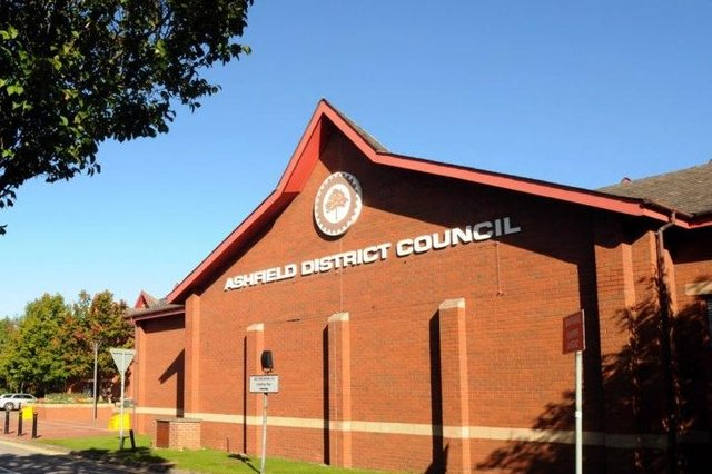 The decision will be made by Ashfield District Council