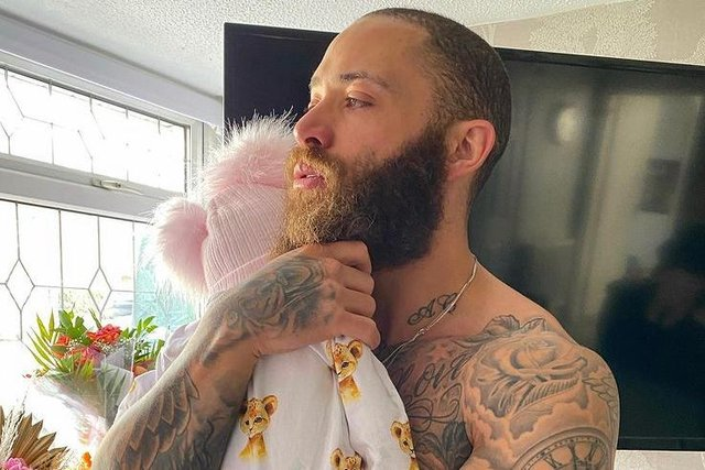 Ashley Cain's baby daughter Azaylia has died after a battle with leukaemia.