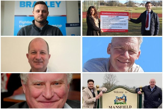 There are some familiar faces alongside some relative newcomers standing in County Council elections this year.