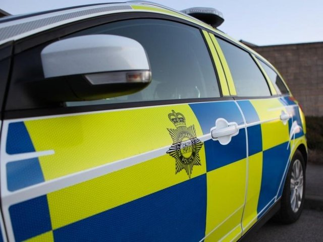 Emergency services were called to a road traffic collision on Huthwaite Road in Sutton on Friday afternoon.