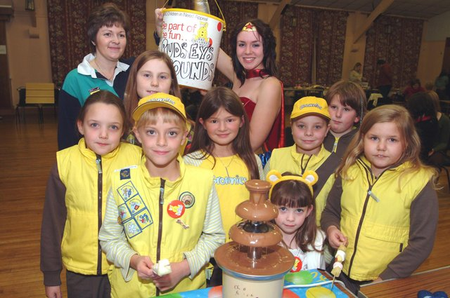 What are your memories of being a Guide or Brownie in Mansfield?
