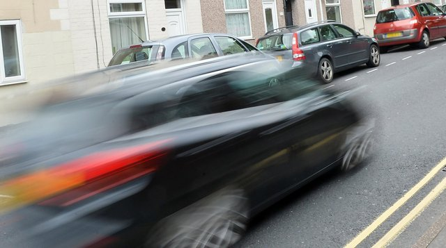 Natalie Turner's Ford Ka was stopped on Leeming Streetin Mansfield. Photo used for illustrative purposes.