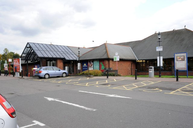 Police say they have upped patrols after lorries were targeted at Tibshelf Services.
