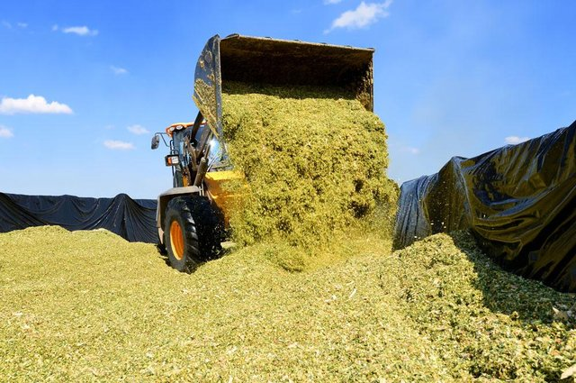 Nottinghamshire farmers are being urged to check their silage clamps for leaks before the summer