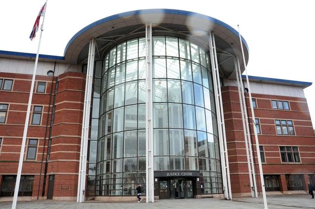 Nottingham Magistrates' Court.