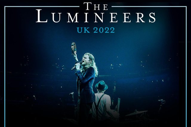 See The Lumineers at Motorpoint Arena Nottingham