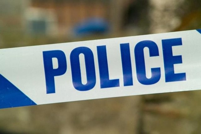 A controlled explosion took place at 5pm