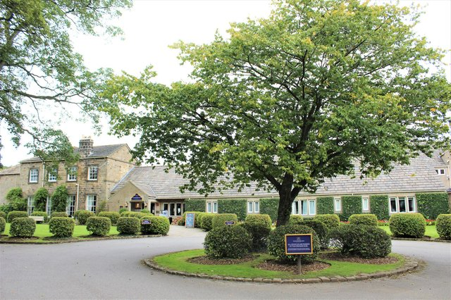 The Devonshire Arms Hotel, Bolton Abbey