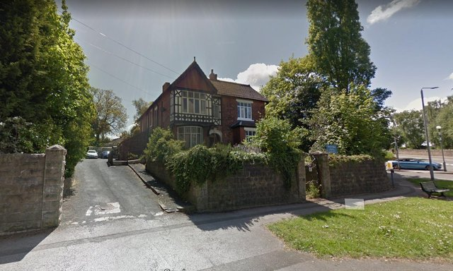 Elizabeth House on Church Hill in Mansfield Woodhouse
