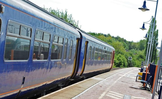 Mark Spencer is hopeful of seeing improvements to both Hucknall and Newstead stations carried out soon