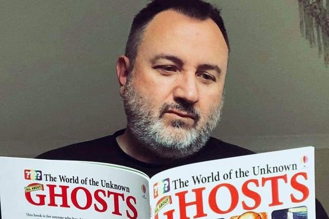 Sutton man Paul Stevenson is editor of Haunted Magazine.