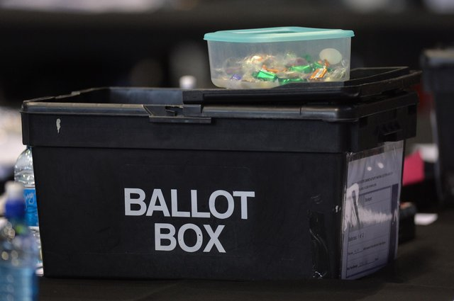 The local elections in Nottinghamshire take place on Thursday, May 6. (Photo by Anthony Devlin/Getty Images)