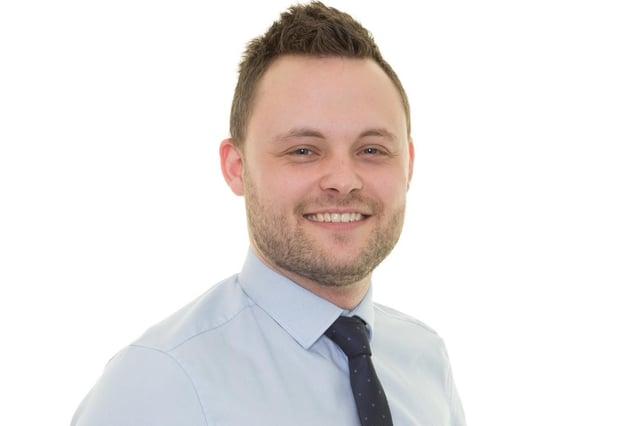 Ben Bradley, MP for Mansfield