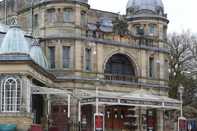 Buxton Opera House again plays to host to the Gilbert and Sullivan International Festival later this summer.