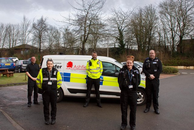 Ashfield District Council and Nottinghamshire Police are joining forces to tackle the scourge of anti-social behaviour.