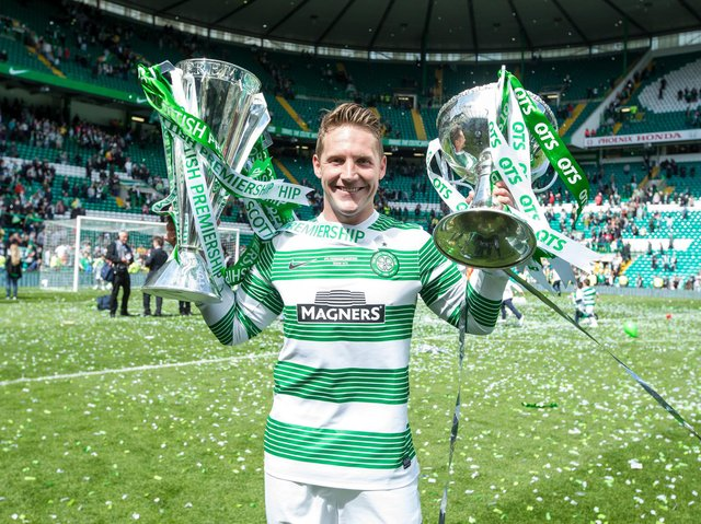 Kris Commons made 150 appearances for Nottingham Forest in four years there before winning five SPL titles with Celtic.