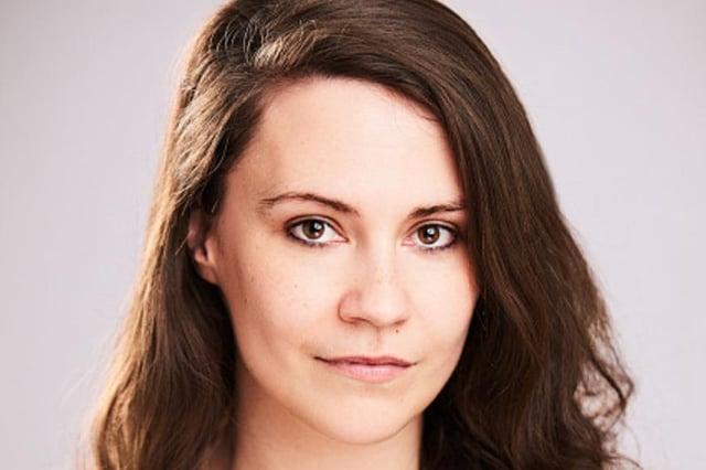 Claire Finn organiser of the Ashfield Virtual Arts Festival