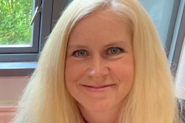 Ashfield district councillor, Melanie Darrington.