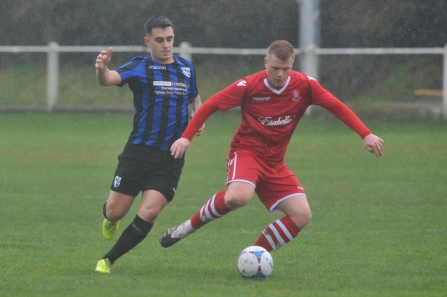 Selston picked up their first point of the season during their last match of the curtailed campaign.