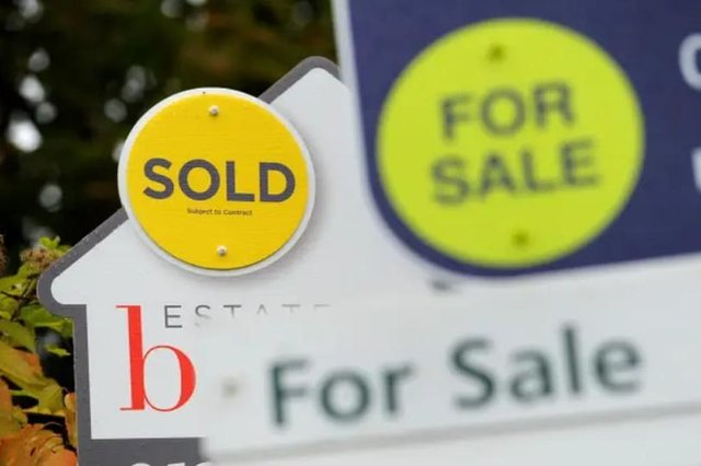 House prices increased slightlyby 0.3 per centin Mansfield in March, new figures show.