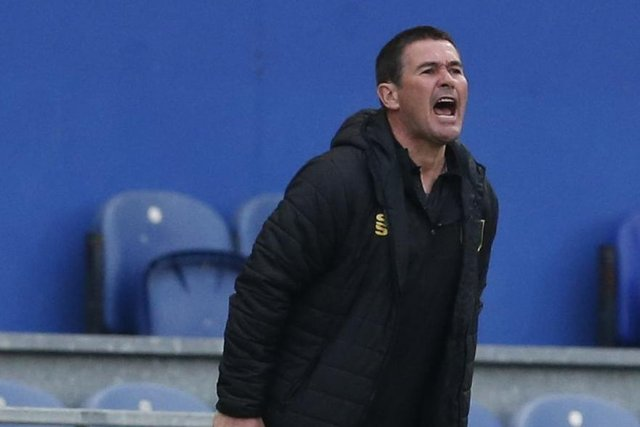 Nigel Clough has named his squad for the game at Retford.