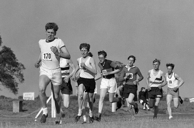 Mansfield Secondary Schools sports day - did you attend this school?