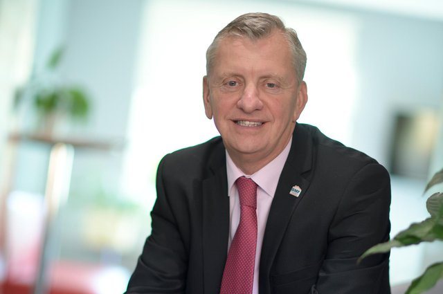 John Newcomb, chief executive of the BMF