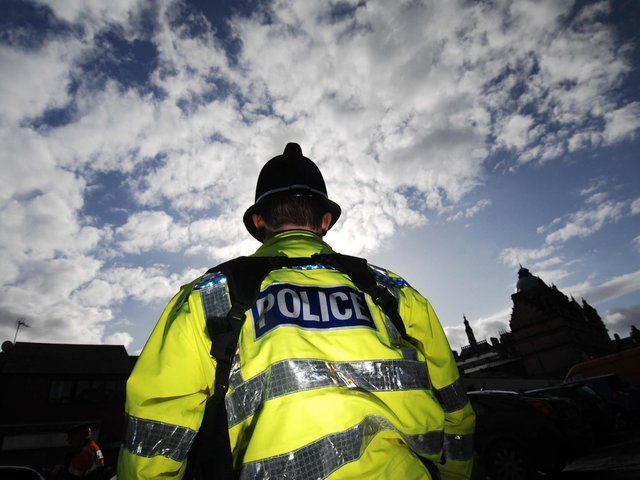 Four men have been arrested following the alleged incident