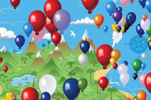 A virtual balloon race is being staged by the Rotary Club of Sutton to raise thousands of pounds for primary schools.