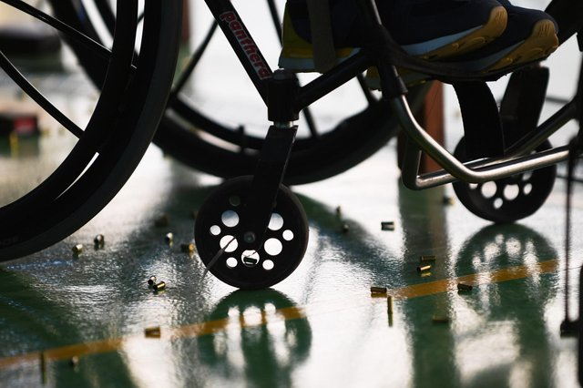 More than 800 disabled people in Ashfield have challenged the Government at benefit tribunals.  (Photo by Atsushi Tomura/Getty Images for Tokyo 2020)
