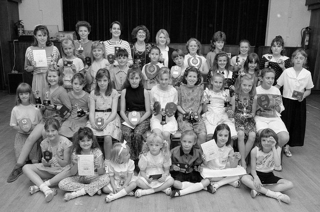 Shirebrook's Gilmarden School of Dance Presentation - did you dance with them?