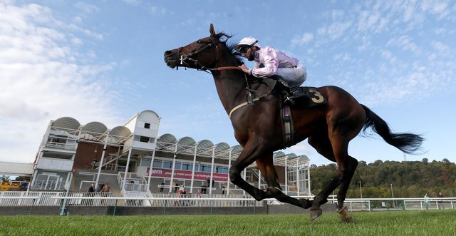 Nottingham Racecourse welcomes back the punters on Tuesday. (Photo by David Davies - Pool/Getty Images)