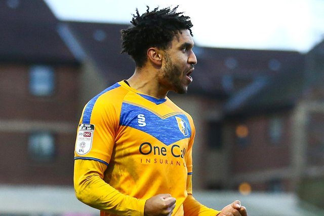Jamie Reid - will he come back to haunt the Stags?