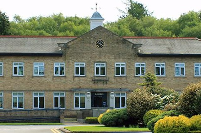 Portland College, which is to benefit from a partnership with a Mansfield finance firm.