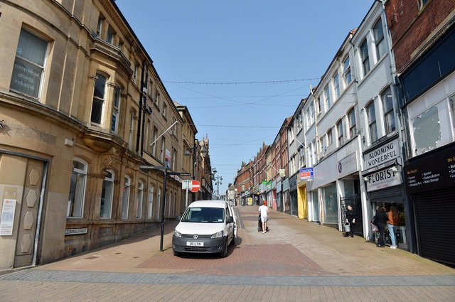 The government has launched a new High Street Strategy