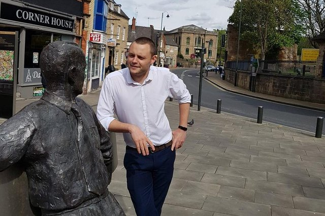 Mansfield MP Ben Bradley says he is 'delighted' the town will receive a cash boost from the Welcome Back Fund.