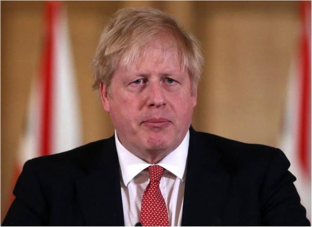Boris Johnson will address the nation at 7pm tonight.