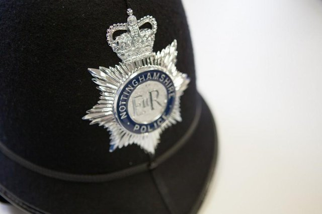 Police were called to the alleged knife attack, which happened inside a home on Hartley Road shortlybefore 2.30pm on Wednesday.