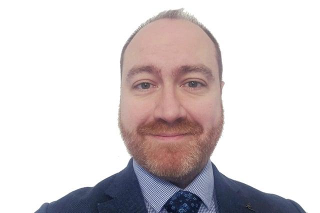 Notts-raised comedian and writer Steve N Allen