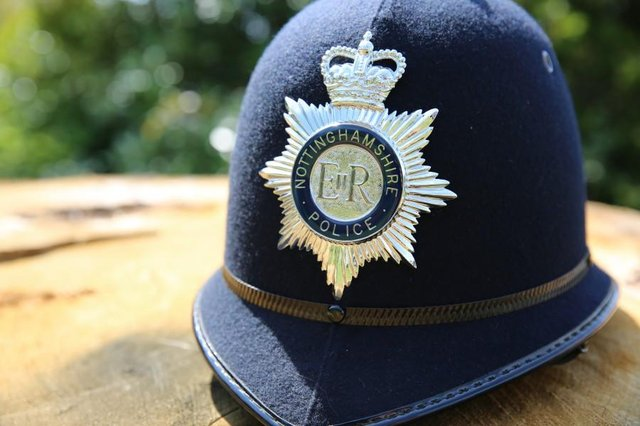 A man has appeared in court after being charged with criminal damage at MansfieldPolice Station.