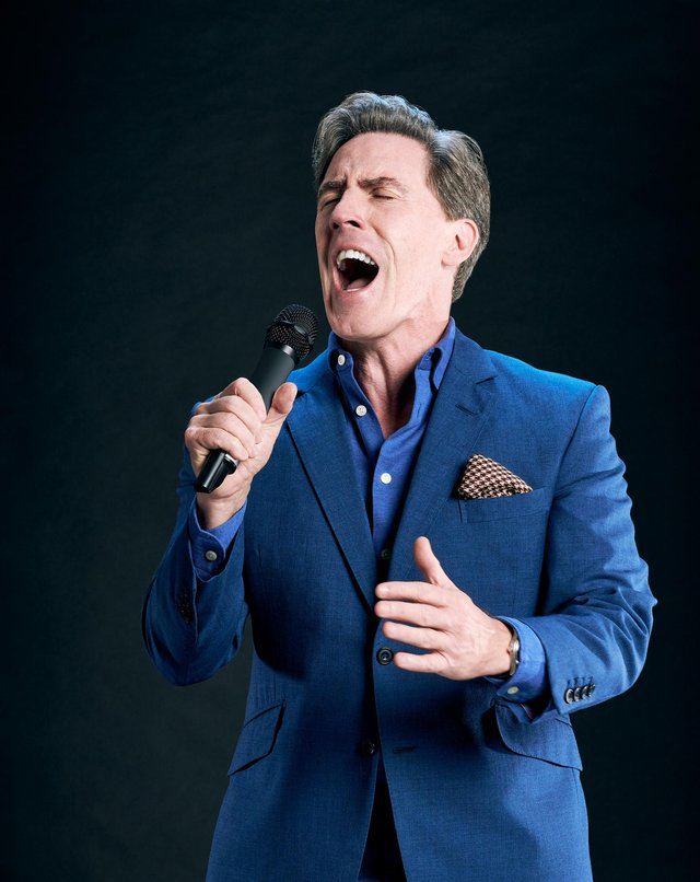 See Rob Brydon when he comes to Nottingham later this year. (Photo credit: Shaun Webb)