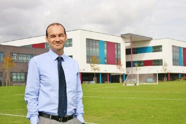 Mark Cottingham, principal of Shirebrook Academy