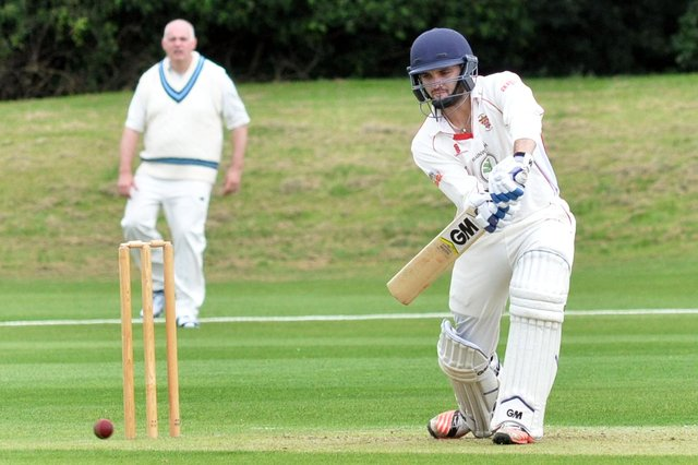 Lewis Cameron - helped Thoresby go top.
