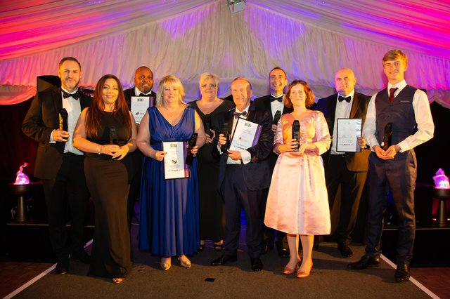 Mansfield and Ashfield 2020 awards event