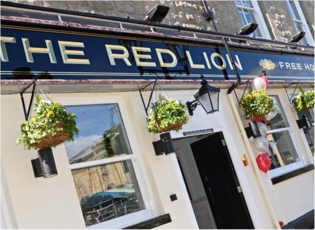 Doncaster's Red Lion pub
