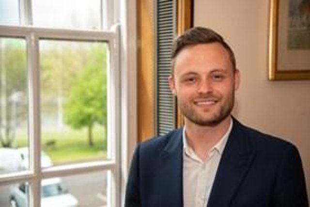 Nottinghamshire County Council leader Ben Bradley.