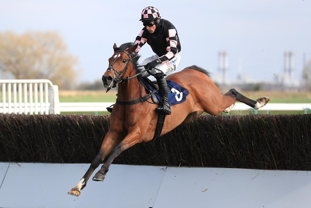 Azzuri is our top tip for the 1pm race. (Photo by Mike Egerton - Pool/Getty Images)