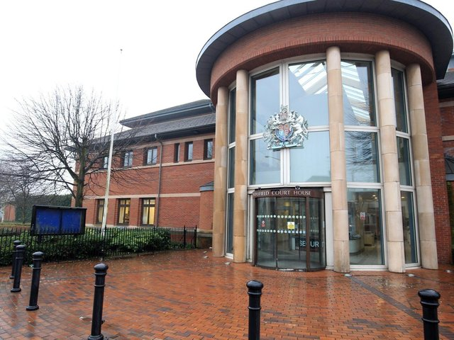 Andrew Payne was sentenced for drink-driving when he appeared before Mansfield Magistrates' Court.