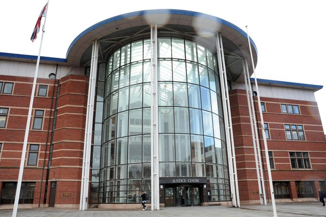 Gareth Davis, of Byron Road in Annesley, has been charged with grievous bodily harm and will appear at Nottingham Magistrates Court